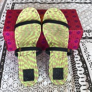 Tory Burch Espadrille Sandals